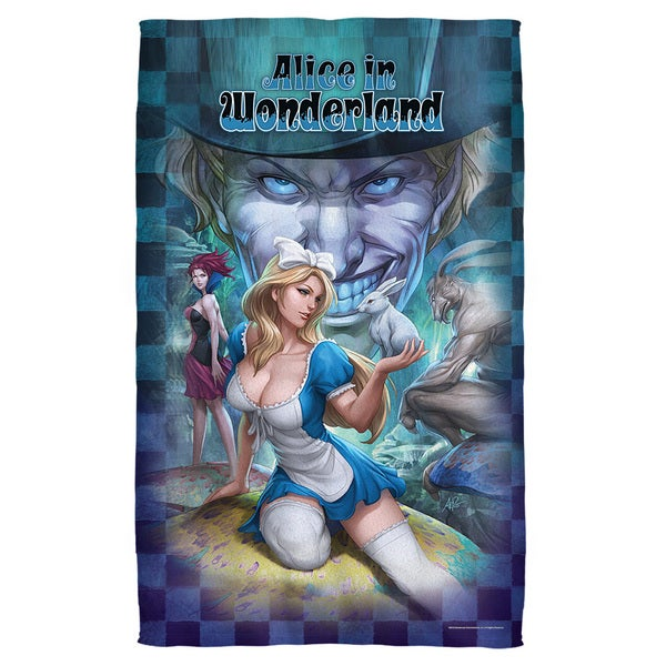 Zenescope/Alice Bath Towel