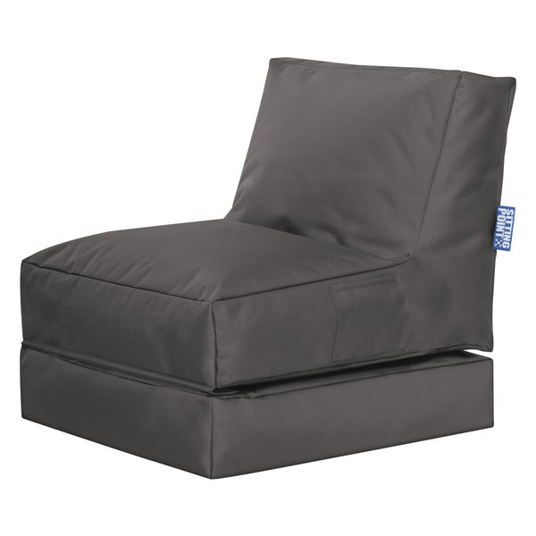 Sitting Point Twist Brava Lounge Bean Bag Chair