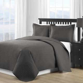 Comfy Bedding 3-piece Coverlet Set