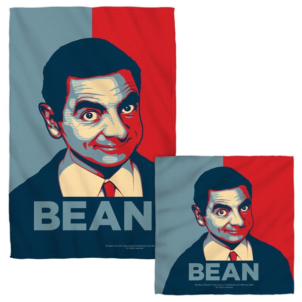 Mr Bean/Poster Face/Hand Towel Combo