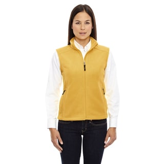Journey Women's Campus Gold 444 Fleece Vest