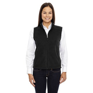Journey Women's Black 703 Fleece Vest
