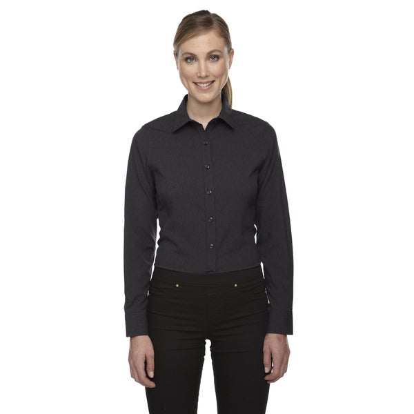 Melange Women's 452 Carbon Heath Performance Shirt