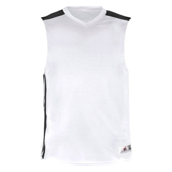 B-Key Women's Tank White/Black 19734686