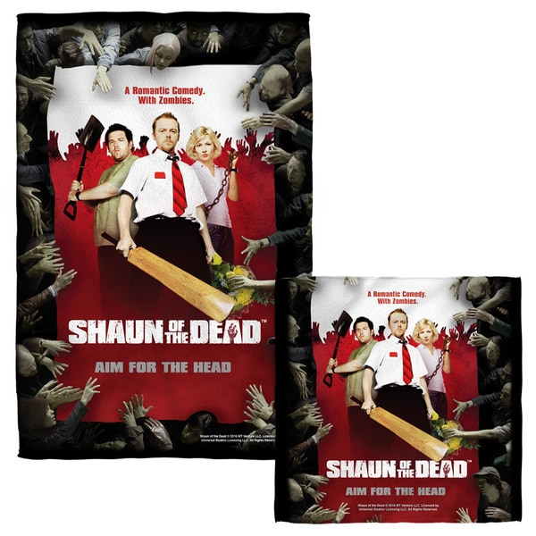 SHAUN OF THE DEAD/POSTER Face/Hand Towel Combo 19734727