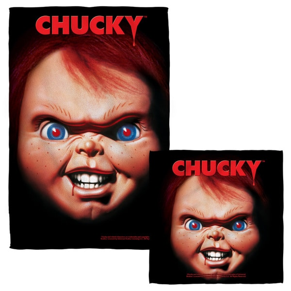 CHILDS PLAY 3/POSTER Face/Hand Towel Combo