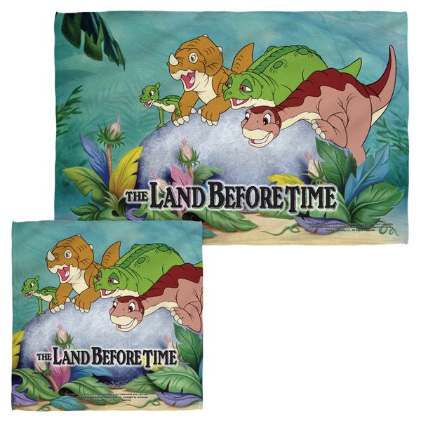 Land Before Time/Littlefoot & Friends Face/Hand Towel Combo
