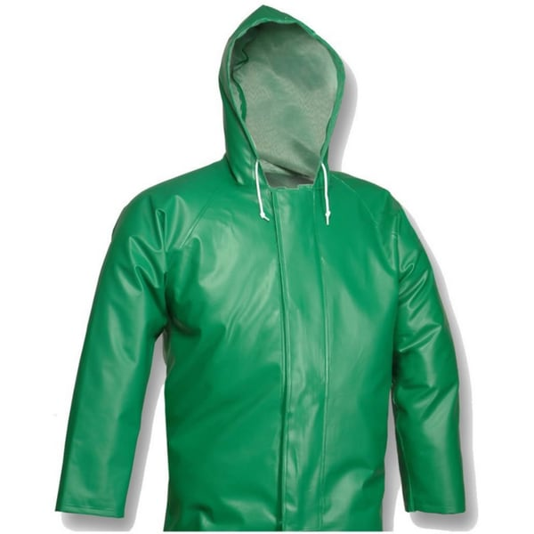 High-visibility J41108 Green Waterproof 3.1 Bomber Jacket