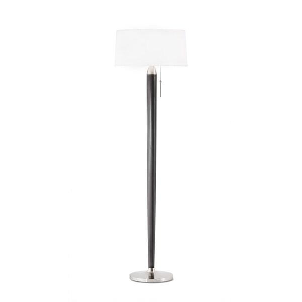 Andover Grey Floor Lamp