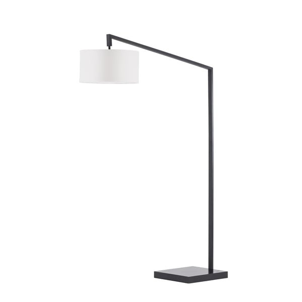 Stretch Chairside Arc Lamp Black