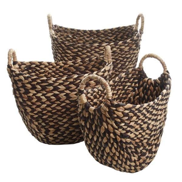 Gibson Eco-Friendly Bachman 3-Piece Basket Set 19735255