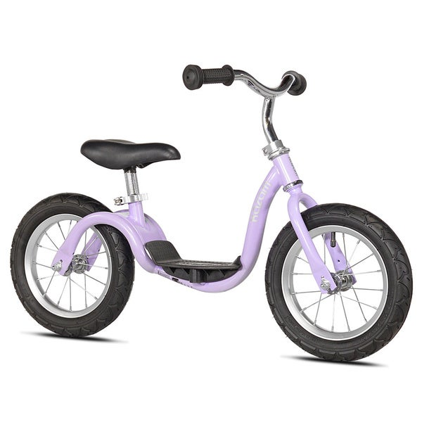 12 Kazam V2S Balance Bike Girl Purple Rain
