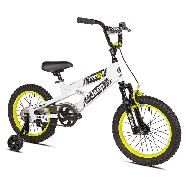 16 Boys Jeep TR16 Bike
