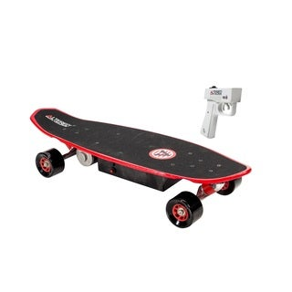 Altered Fantom 1.0 Red Electric Skateboard with Wireless Controller