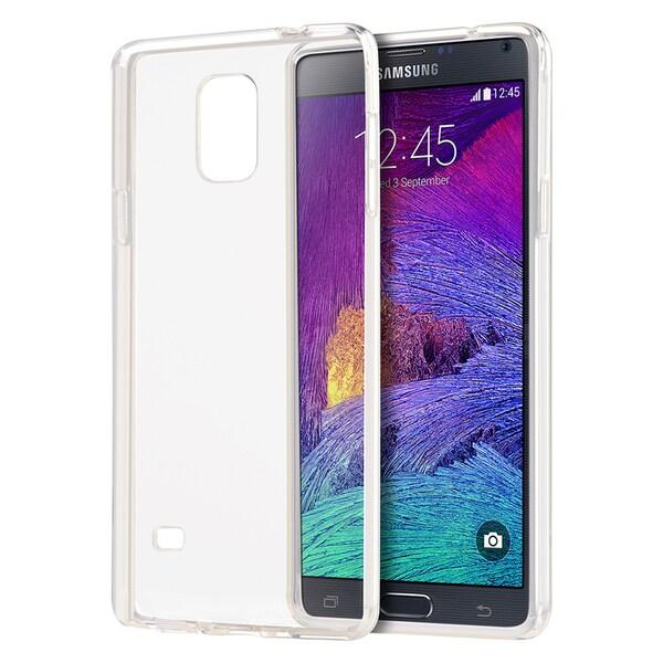 Samsung Galaxy Note4 Clear Crystal Skin Case
