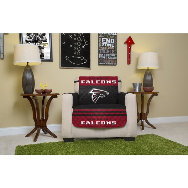 Atlanta Falcons Licensed NFL Chair Protector