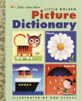 Little Golden Picture Dictionary (Hardcover)