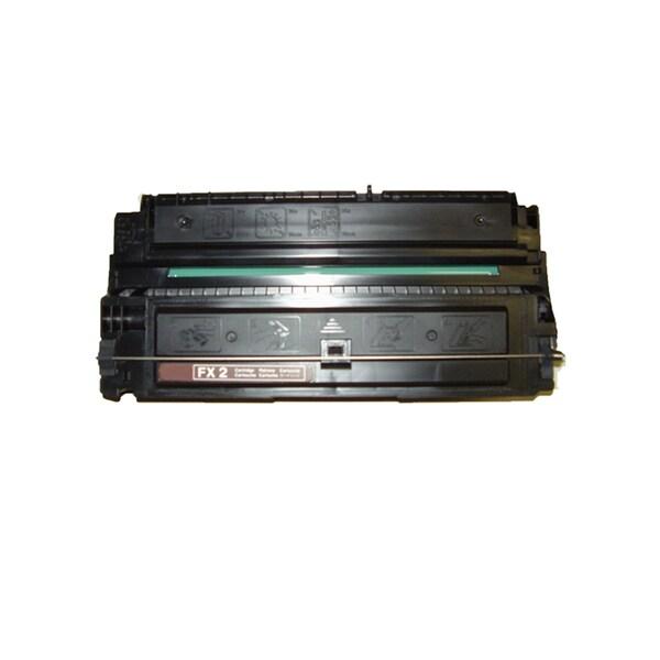 1PK Canon FX2 Compatible Black Toner Cartridge Canon L600 L500 L550 LC5000 LC5500 (Pack of 1)