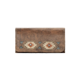 American West Native Sun Wallet