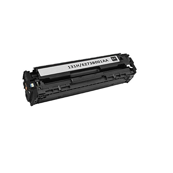 1PK Canon 131BK Compatible Black Toner Cartridge Canon imageCLASS MF8280Cw Printer (Pack of 1)