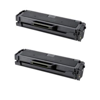 2PK Dell 1160 Compatible Black Toner Cartridge Dell B1160 B1160W Laser Printer (Pack of 2)