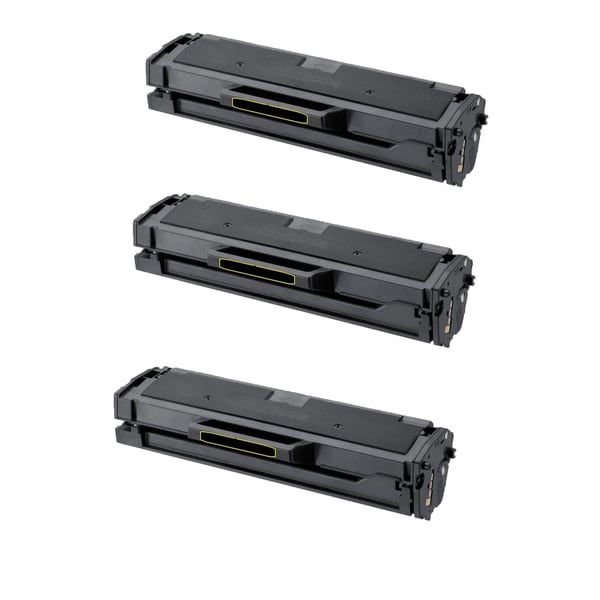 3PK Dell 1160 Compatible Black Toner Cartridge Dell B1160 B1160W Laser Printer (Pack of 3)