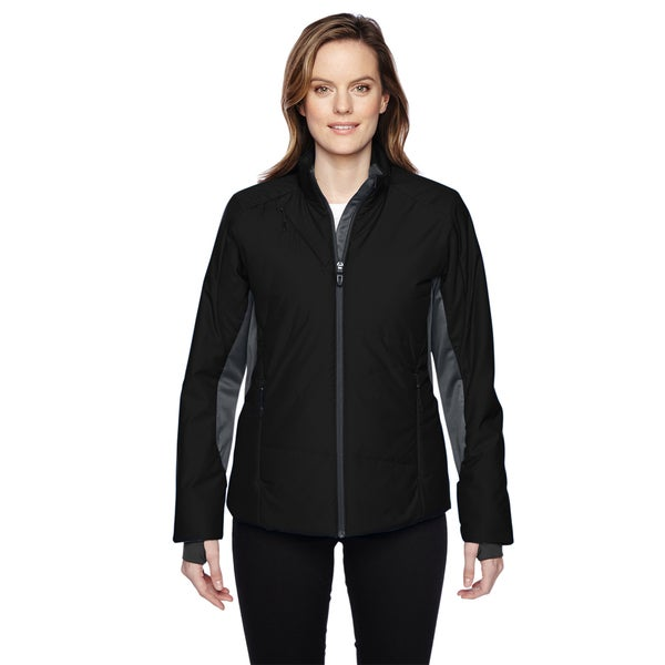 Immerge Women's Insulated Hybrid With Heat Reflect Technology Black 703 Jacket