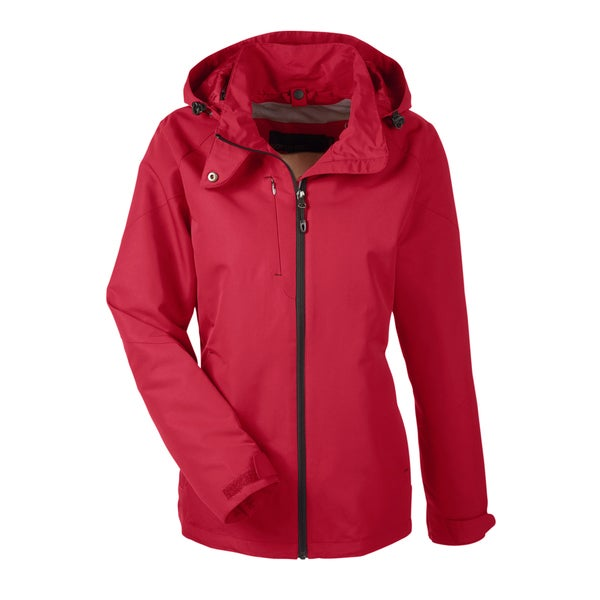 Insight Women's Interactive Shell Classic Red/Black 850 Jacket