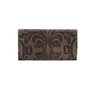 American West Baroque Tri-Fold Wallet