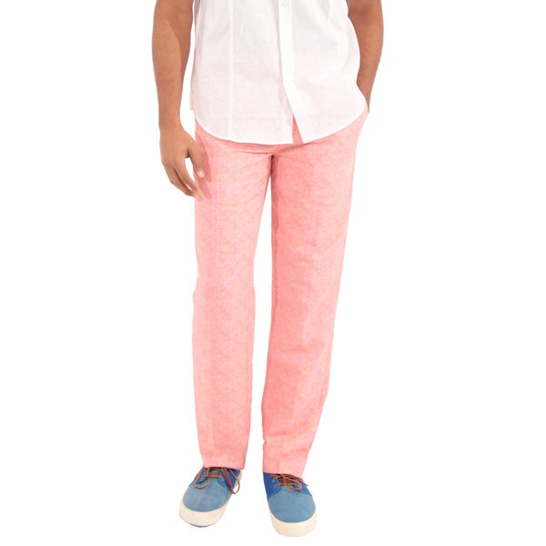 Steve Harvey Collection Paisley Pant