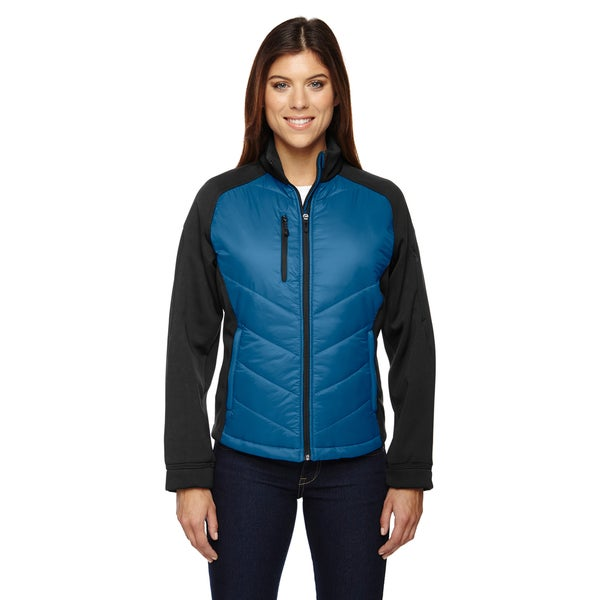 Epic Insulated Hybrid Bonded Women's Fleece Olympic Blue 447 Jacket