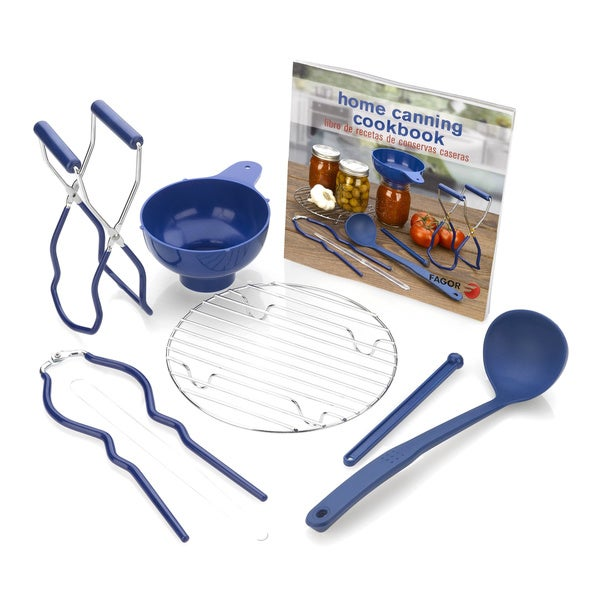 Fagor America 7-piece Home Canning Kit