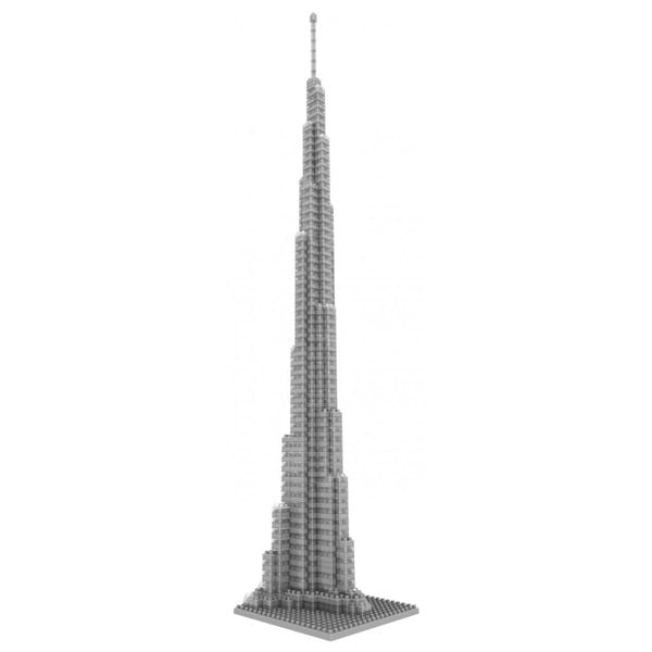 Wange Burj Khalifa Tower Micro Blocks Set