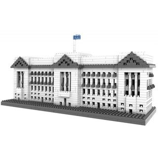 Wange ABS Buckingham Palace Micro Blocks Set