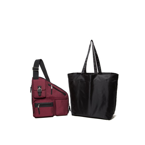 Sacs of Life Metro Signature 2-piece Crossbody Bag Set