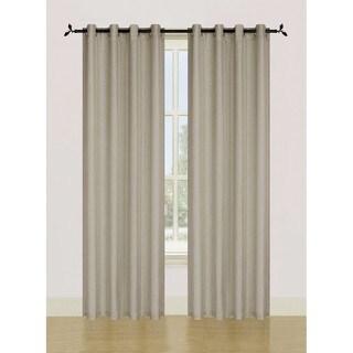 Ellen Tracy Spectrum Grommet Curtain Panel Pair