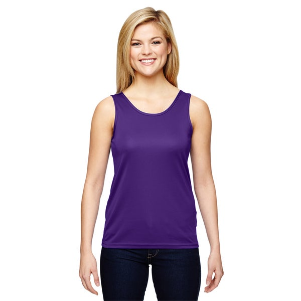 Women's Purple Training Tank