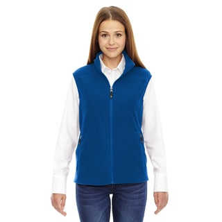 Voyage Women's True Royal 438 Fleece Vest