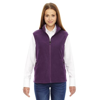 Voyage Women's Mulbry Purple 449 Fleece Vest