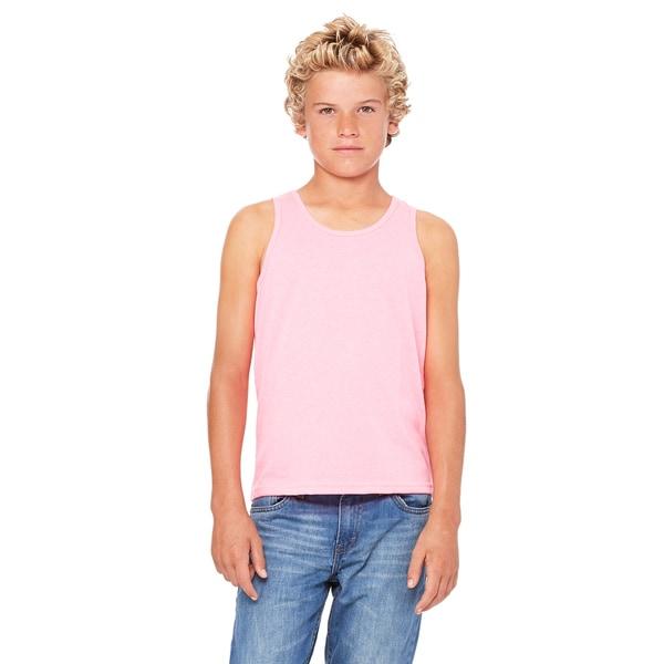 Jersey Boys' Neon Pink Tank