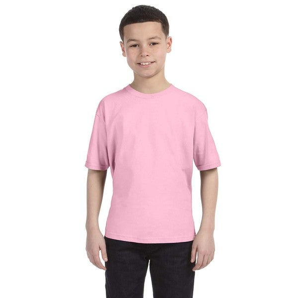 Lightweight Boys' Charity Pink T-Shirt