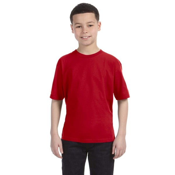 Lightweight Boys' Red T-Shirt