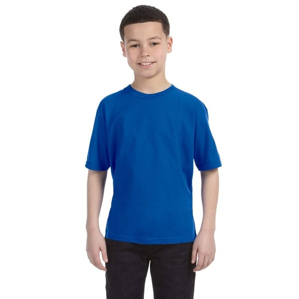 Lightweight Boys' Royal Blue T-Shirt