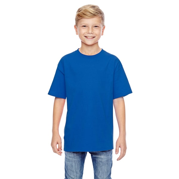 Nano-T Boys' Deep Royal T-Shirt