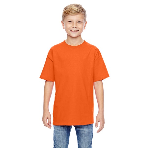 Nano-T Boys' Orange T-Shirt
