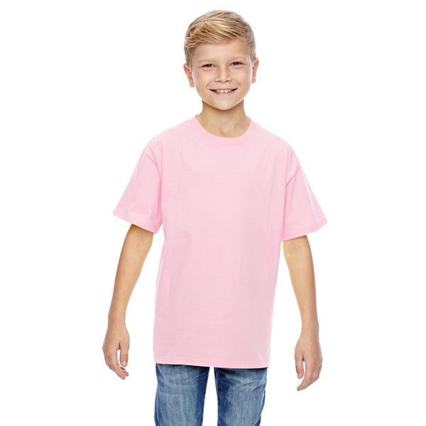 Nano-T Boys' Pale Pink T-Shirt