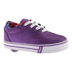 Children's Heelys Launch Purple/Printed Lining