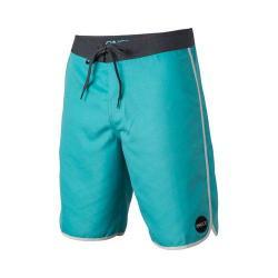 Men's O'Neill Santa Cruz Scallop Boardshort Aqua
