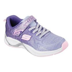 Girls' Skechers Hi Glitz Sneaker Purple/Pink