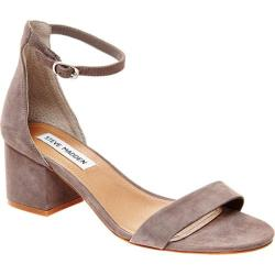 Women's Steve Madden Irenee Sandal Grey Suede